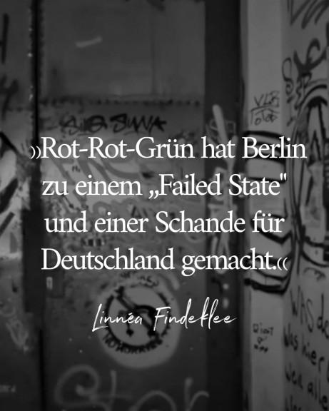 Deutschland schämt sich für die Zustände in der Hauptstadt Berlin