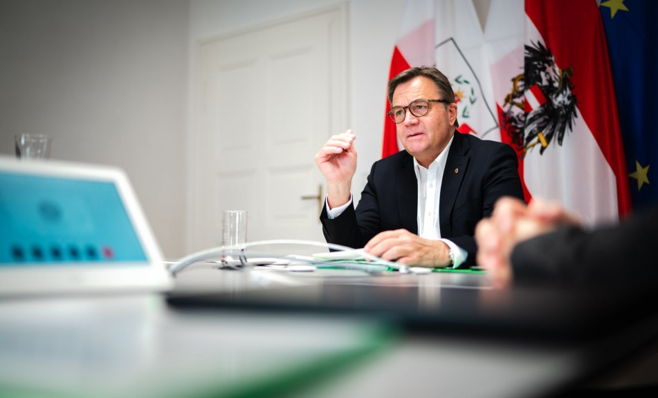 Nordtirols Landeshauptmann Günther Platter (Quelle: ÖVP Tirol)