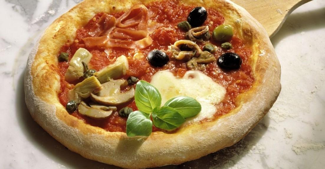 Giovanni Di Maggio entwarf mit Wonderpizza den weltweit ersten Pizza-Automaten