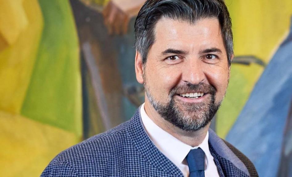 Helmut Tauber ist Landtagsabgeordneter der SVP (Quelle: Volkspartei)
