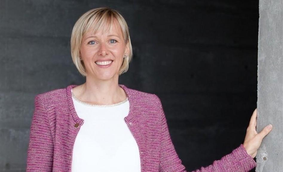 SVP-Landtagsabgeordnete Magdalena Amhof (Quelle: SVP)