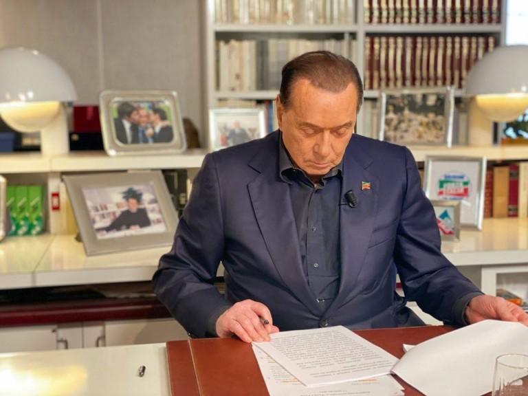 Silvio Berlusconi bestimmt seit den 1990er Jahren das politische Tempo in Italien maßgeblich mit (Quelle: Facebook)