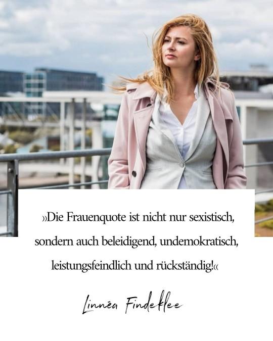 Linnéa Findeklee ist Kolumnistin des Meraner Morgen (Quelle: Meraner Morgen)