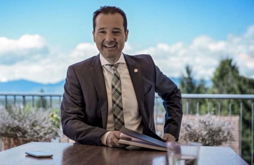 Gerald Loacker ist Nationalratsabgeordneter der NEOS in Österreich (Quelle: Gerald Loacker)