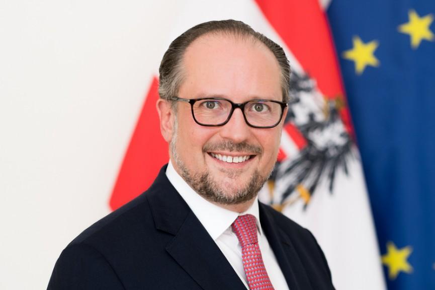 Außenminister Alexander Schallenberg ist eine der großen Stützen von Sebastian Kurz