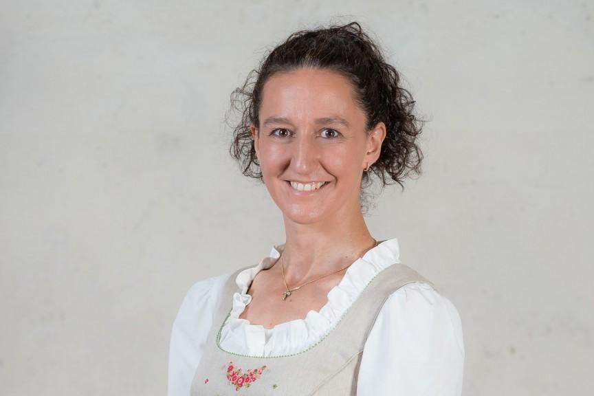Die Landtagsabgeordnete Myriam Atz Tammerle (Quelle: Süd-Tiroler Freiheit)