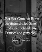 Aufgegeben: Deutschlands Hauptstadt Berlin wird nicht mehr regiert