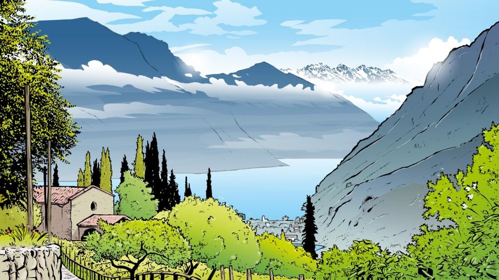Der Valpolicella aus der gleichnamigen Region steht für höchste italienische Weinkultur (Quelle: MERANER MORGEN)
